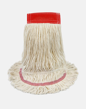 Premier Supreme Loop™ Antimicrobial Looped-End Wet Mop