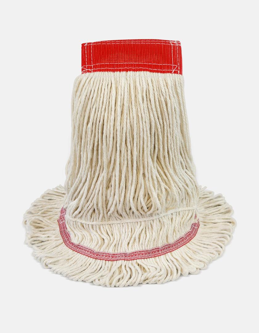 Premier Supreme Loop™ Antimicrobial Looped-End Wet Mop