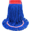 Premier Leader Loop Looped-End Wet Mop - Blue Wet Mops