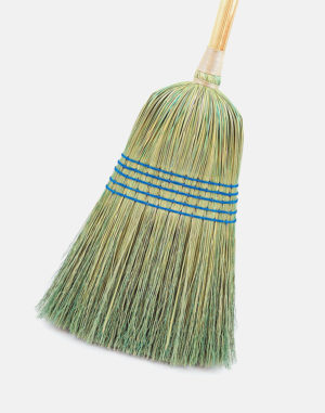 Premier Household Corn Broom - Best Industrial Brooms