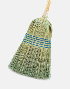 Premier Household Corn Broom - Best Industrial Brooms