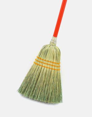 Premier Lobby Prison Corn Broom - Best Industrial Brooms