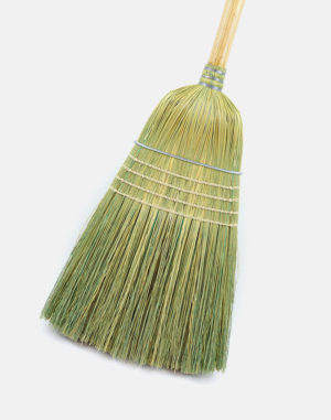 Premier Mill Corn Broom - Top Quality Broom