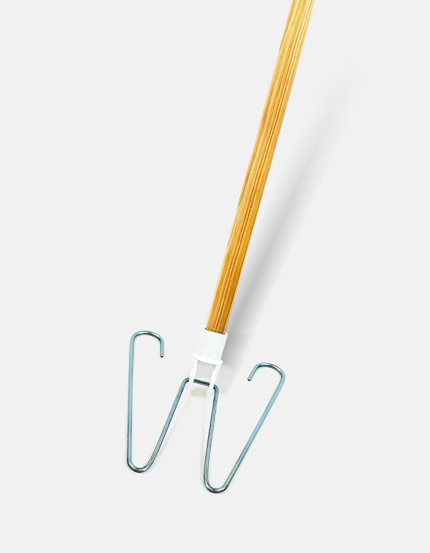 Premier Wedge Mop Frame & Handle
