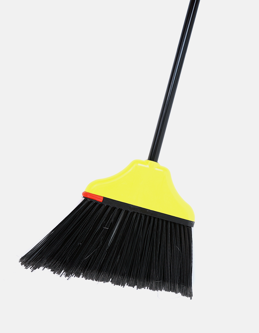 Premier Angle Broom Wholesale Plastic Brooms Private