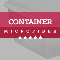 Microfiber Containers