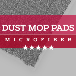 Microfiber Dust Mop Pads