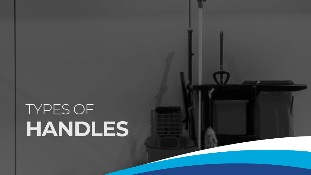 Types of Mop Handles, Dust Handles & Broom Handles